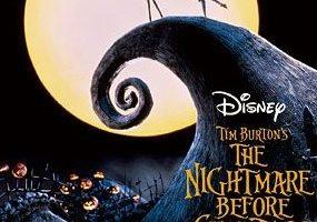 ディズニーのハロウィン映画といったら「ナイトメアー・ビフォア・クリスマス」